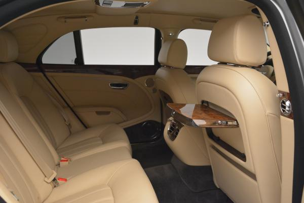 Used 2011 Bentley Mulsanne for sale Sold at Rolls-Royce Motor Cars Greenwich in Greenwich CT 06830 26