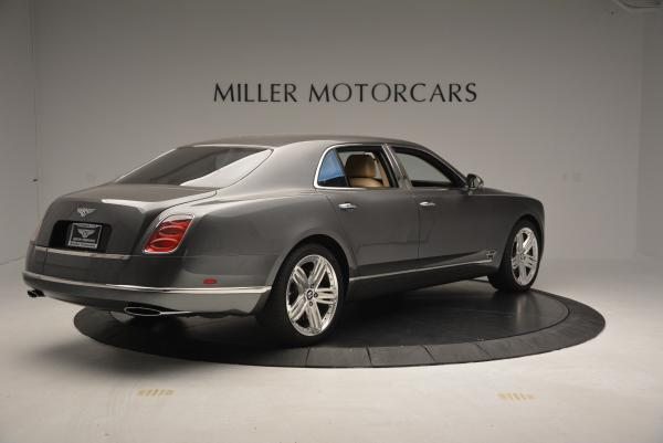 Used 2011 Bentley Mulsanne for sale Sold at Rolls-Royce Motor Cars Greenwich in Greenwich CT 06830 8