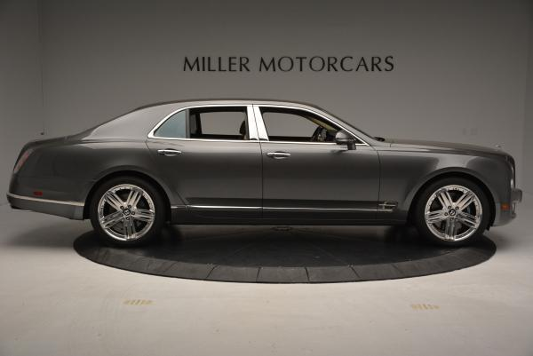 Used 2011 Bentley Mulsanne for sale Sold at Rolls-Royce Motor Cars Greenwich in Greenwich CT 06830 9