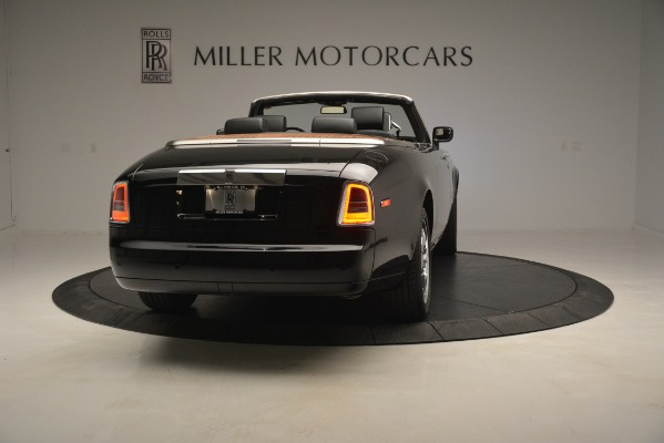 Used 2008 Rolls-Royce Phantom Drophead Coupe for sale Sold at Rolls-Royce Motor Cars Greenwich in Greenwich CT 06830 10