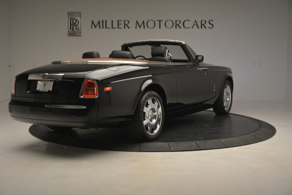 Used 2008 Rolls-Royce Phantom Drophead Coupe for sale Sold at Rolls-Royce Motor Cars Greenwich in Greenwich CT 06830 11