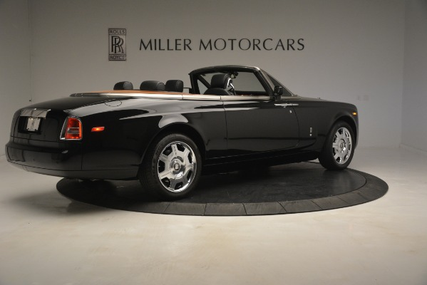 Used 2008 Rolls-Royce Phantom Drophead Coupe for sale Sold at Rolls-Royce Motor Cars Greenwich in Greenwich CT 06830 12
