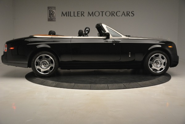 Used 2008 Rolls-Royce Phantom Drophead Coupe for sale Sold at Rolls-Royce Motor Cars Greenwich in Greenwich CT 06830 13