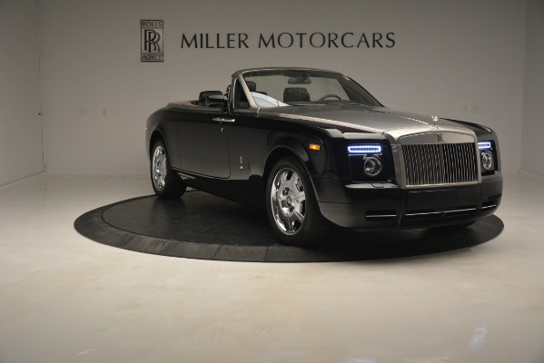 Used 2008 Rolls-Royce Phantom Drophead Coupe for sale Sold at Rolls-Royce Motor Cars Greenwich in Greenwich CT 06830 16
