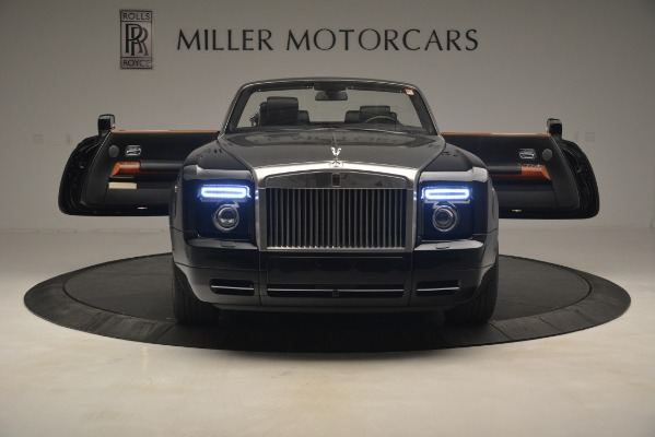 Used 2008 Rolls-Royce Phantom Drophead Coupe for sale Sold at Rolls-Royce Motor Cars Greenwich in Greenwich CT 06830 17