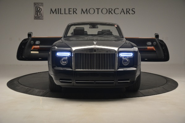 Used 2008 Rolls-Royce Phantom Drophead Coupe for sale Sold at Rolls-Royce Motor Cars Greenwich in Greenwich CT 06830 18