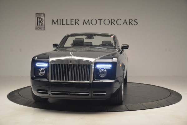 Used 2008 Rolls-Royce Phantom Drophead Coupe for sale Sold at Rolls-Royce Motor Cars Greenwich in Greenwich CT 06830 2