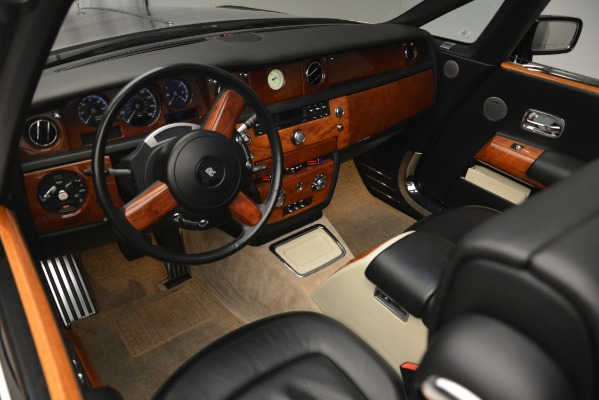Used 2008 Rolls-Royce Phantom Drophead Coupe for sale Sold at Rolls-Royce Motor Cars Greenwich in Greenwich CT 06830 22