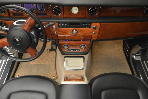 Used 2008 Rolls-Royce Phantom Drophead Coupe for sale Sold at Rolls-Royce Motor Cars Greenwich in Greenwich CT 06830 23