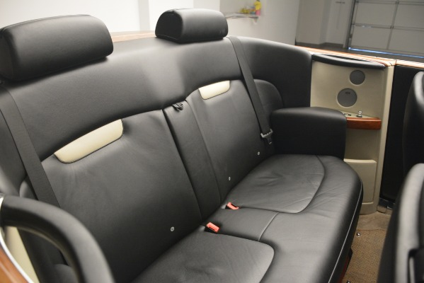 Used 2008 Rolls-Royce Phantom Drophead Coupe for sale Sold at Rolls-Royce Motor Cars Greenwich in Greenwich CT 06830 24