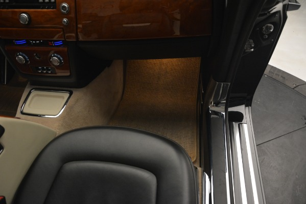 Used 2008 Rolls-Royce Phantom Drophead Coupe for sale Sold at Rolls-Royce Motor Cars Greenwich in Greenwich CT 06830 26
