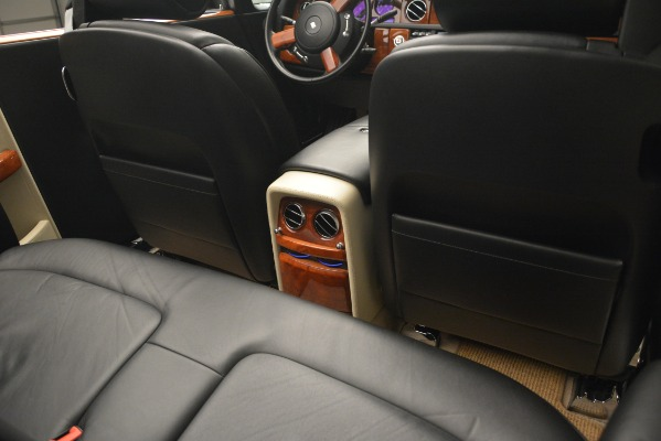 Used 2008 Rolls-Royce Phantom Drophead Coupe for sale Sold at Rolls-Royce Motor Cars Greenwich in Greenwich CT 06830 28