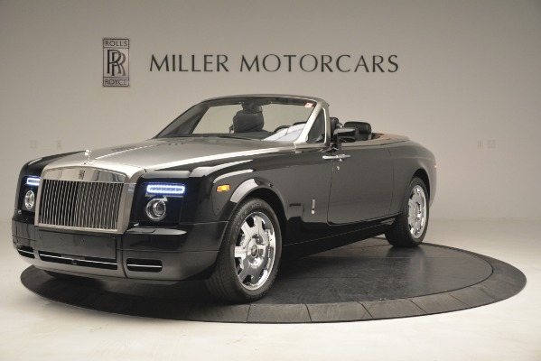 Used 2008 Rolls-Royce Phantom Drophead Coupe for sale Sold at Rolls-Royce Motor Cars Greenwich in Greenwich CT 06830 3