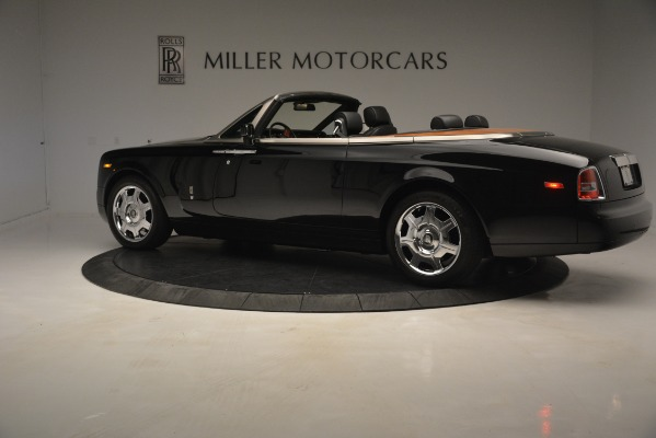 Used 2008 Rolls-Royce Phantom Drophead Coupe for sale Sold at Rolls-Royce Motor Cars Greenwich in Greenwich CT 06830 6