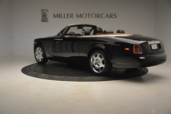 Used 2008 Rolls-Royce Phantom Drophead Coupe for sale Sold at Rolls-Royce Motor Cars Greenwich in Greenwich CT 06830 7