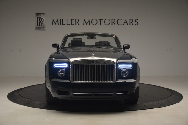 Used 2008 Rolls-Royce Phantom Drophead Coupe for sale Sold at Rolls-Royce Motor Cars Greenwich in Greenwich CT 06830 8