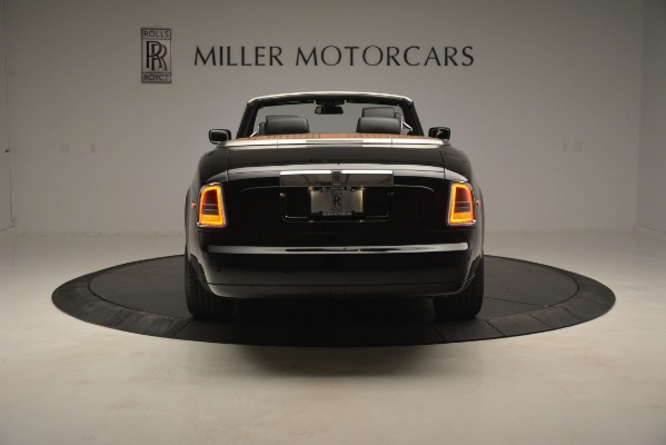 Used 2008 Rolls-Royce Phantom Drophead Coupe for sale Sold at Rolls-Royce Motor Cars Greenwich in Greenwich CT 06830 9