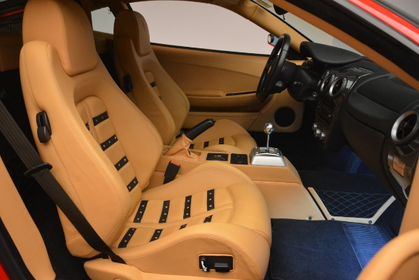 Used 2006 Ferrari F430 for sale Sold at Rolls-Royce Motor Cars Greenwich in Greenwich CT 06830 18