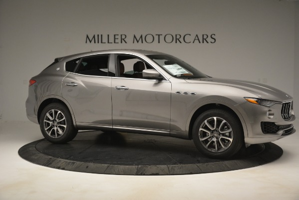 New 2019 Maserati Levante Q4 for sale $59,900 at Rolls-Royce Motor Cars Greenwich in Greenwich CT 06830 10