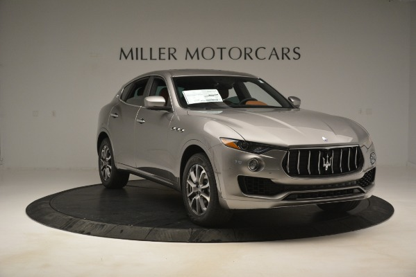 New 2019 Maserati Levante Q4 for sale $59,900 at Rolls-Royce Motor Cars Greenwich in Greenwich CT 06830 11