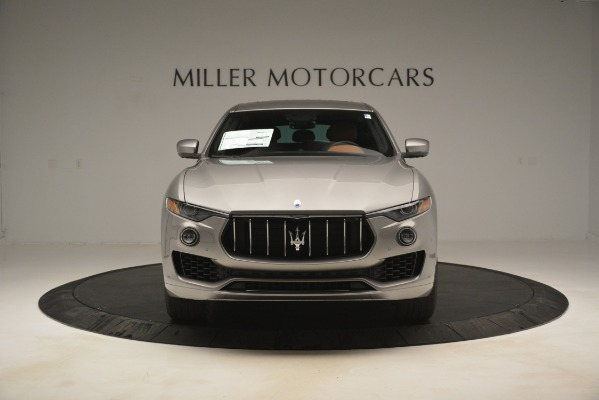 New 2019 Maserati Levante Q4 for sale $59,900 at Rolls-Royce Motor Cars Greenwich in Greenwich CT 06830 12