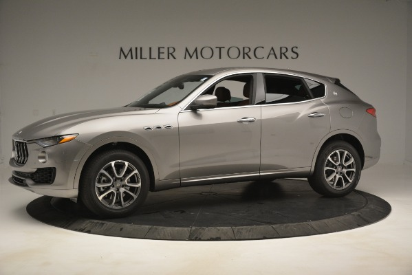 New 2019 Maserati Levante Q4 for sale $59,900 at Rolls-Royce Motor Cars Greenwich in Greenwich CT 06830 2