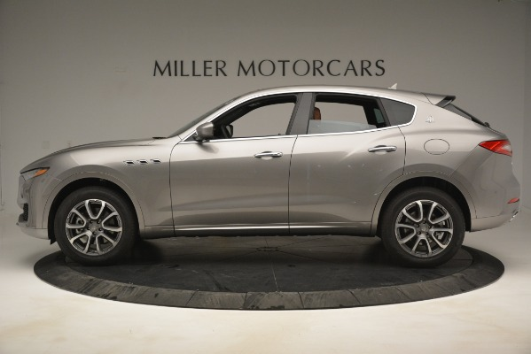 New 2019 Maserati Levante Q4 for sale $59,900 at Rolls-Royce Motor Cars Greenwich in Greenwich CT 06830 3