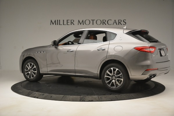 New 2019 Maserati Levante Q4 for sale $59,900 at Rolls-Royce Motor Cars Greenwich in Greenwich CT 06830 4