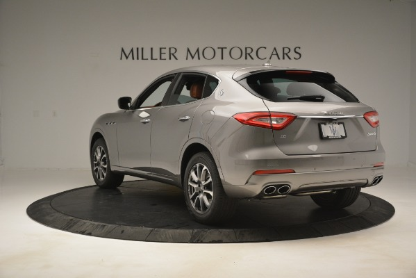 New 2019 Maserati Levante Q4 for sale $59,900 at Rolls-Royce Motor Cars Greenwich in Greenwich CT 06830 5