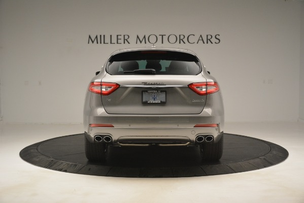 New 2019 Maserati Levante Q4 for sale $59,900 at Rolls-Royce Motor Cars Greenwich in Greenwich CT 06830 6