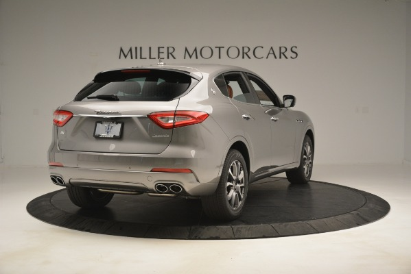 New 2019 Maserati Levante Q4 for sale $59,900 at Rolls-Royce Motor Cars Greenwich in Greenwich CT 06830 7