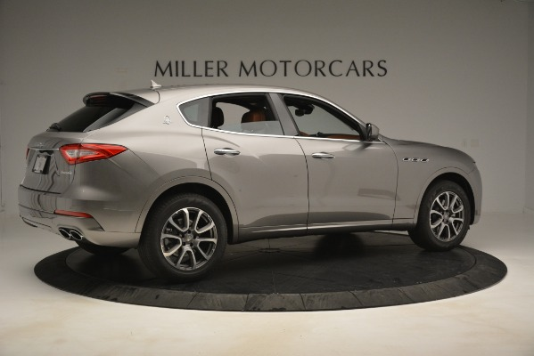 New 2019 Maserati Levante Q4 for sale $59,900 at Rolls-Royce Motor Cars Greenwich in Greenwich CT 06830 8