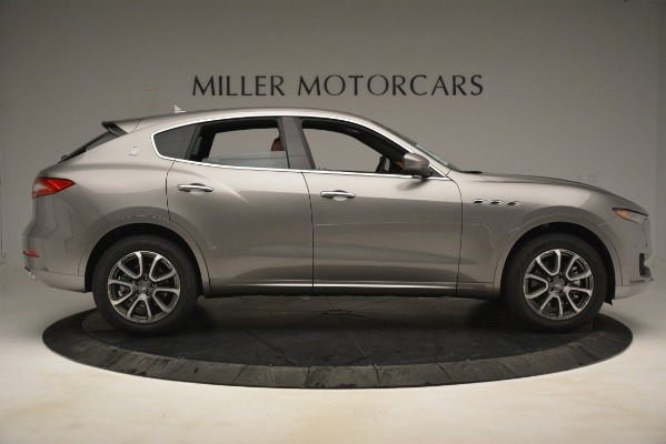 New 2019 Maserati Levante Q4 for sale $59,900 at Rolls-Royce Motor Cars Greenwich in Greenwich CT 06830 9