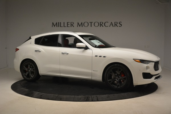 New 2019 Maserati Levante S Q4 GranLusso for sale Sold at Rolls-Royce Motor Cars Greenwich in Greenwich CT 06830 10