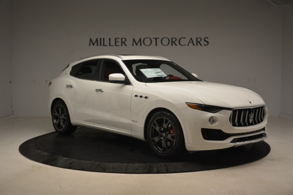 New 2019 Maserati Levante S Q4 GranLusso for sale Sold at Rolls-Royce Motor Cars Greenwich in Greenwich CT 06830 11
