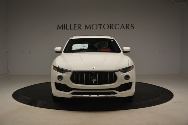 New 2019 Maserati Levante S Q4 GranLusso for sale Sold at Rolls-Royce Motor Cars Greenwich in Greenwich CT 06830 12