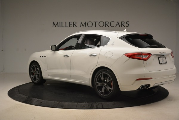 New 2019 Maserati Levante S Q4 GranLusso for sale Sold at Rolls-Royce Motor Cars Greenwich in Greenwich CT 06830 5