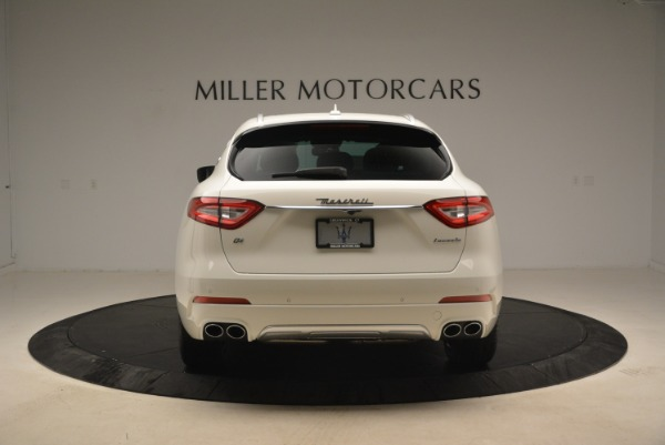 New 2019 Maserati Levante S Q4 GranLusso for sale Sold at Rolls-Royce Motor Cars Greenwich in Greenwich CT 06830 6