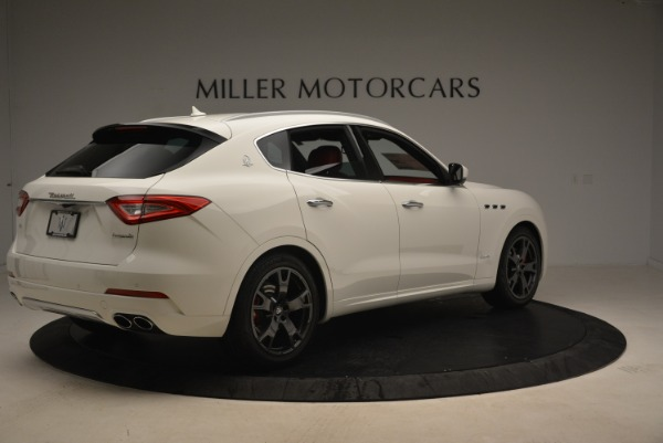 New 2019 Maserati Levante S Q4 GranLusso for sale Sold at Rolls-Royce Motor Cars Greenwich in Greenwich CT 06830 8