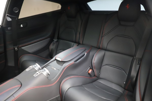 Used 2018 Ferrari GTC4Lusso for sale Sold at Rolls-Royce Motor Cars Greenwich in Greenwich CT 06830 16