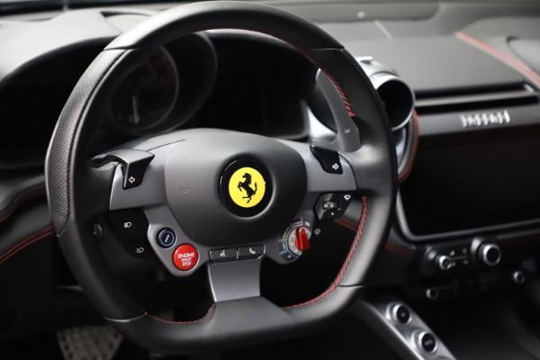 Used 2018 Ferrari GTC4Lusso for sale Sold at Rolls-Royce Motor Cars Greenwich in Greenwich CT 06830 20