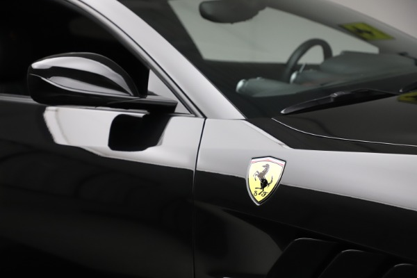 Used 2018 Ferrari GTC4Lusso for sale Sold at Rolls-Royce Motor Cars Greenwich in Greenwich CT 06830 26