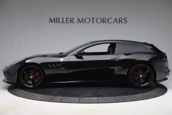 Used 2018 Ferrari GTC4Lusso for sale $209,900 at Rolls-Royce Motor Cars Greenwich in Greenwich CT 06830 3