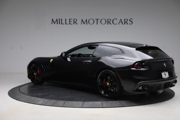 Used 2018 Ferrari GTC4Lusso for sale $209,900 at Rolls-Royce Motor Cars Greenwich in Greenwich CT 06830 4