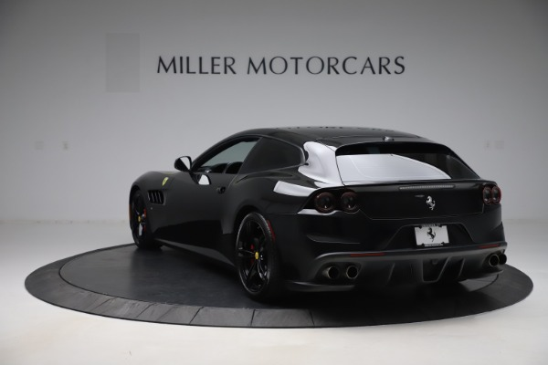 Used 2018 Ferrari GTC4Lusso for sale $209,900 at Rolls-Royce Motor Cars Greenwich in Greenwich CT 06830 5