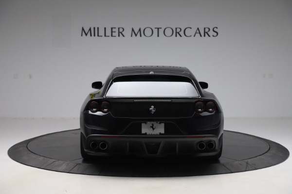 Used 2018 Ferrari GTC4Lusso for sale $209,900 at Rolls-Royce Motor Cars Greenwich in Greenwich CT 06830 6