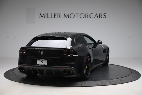 Used 2018 Ferrari GTC4Lusso for sale Sold at Rolls-Royce Motor Cars Greenwich in Greenwich CT 06830 7