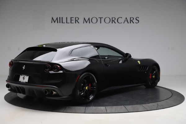 Used 2018 Ferrari GTC4Lusso for sale $209,900 at Rolls-Royce Motor Cars Greenwich in Greenwich CT 06830 8