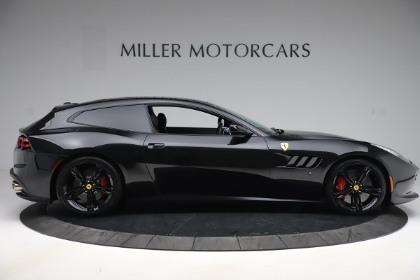 Used 2018 Ferrari GTC4Lusso for sale $209,900 at Rolls-Royce Motor Cars Greenwich in Greenwich CT 06830 9