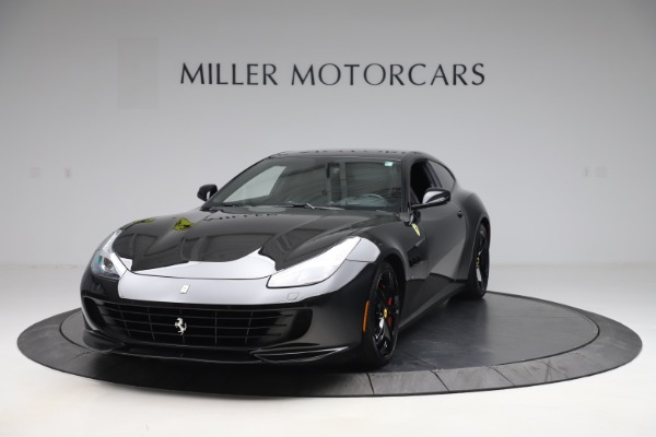 Used 2018 Ferrari GTC4Lusso for sale $209,900 at Rolls-Royce Motor Cars Greenwich in Greenwich CT 06830 1